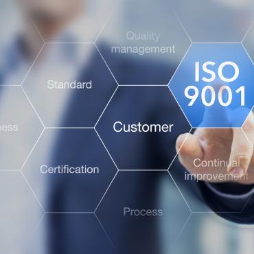 ISO 9001: 2015 Standart Management Mutu