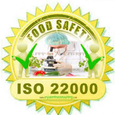 ISO 22000 : Food Management System